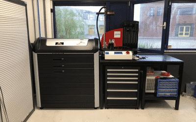 N-R-P CNC Products maakt zich klaar voor industrie 4.0!